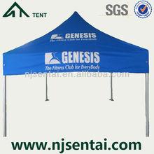 2015 High Quality 3x3 Size hexagon aluminum tilt/outdoor aluminium table/commercial 10 x 10 tents