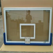 Own design sports equipment glass Basketball Backboard basketball board