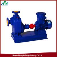 ZHONGDA CYZ series Self-priming explosion proof centrifugal pump crude oil pump