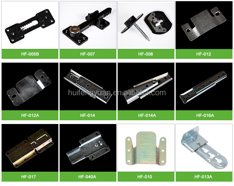 Upholstery hardwareplastic sectional sofa connectormetal for Sectional sofa connectors metal