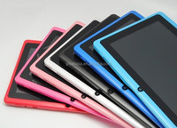 OEM 7 inch Tablet PC Laptops with Touchscreen WIFI Camera