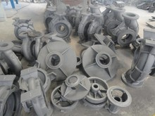 Machinery Parts Application and Iron Material Gray Iron Castings