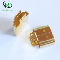 Metal precision stamped electronic spare part manufacturers