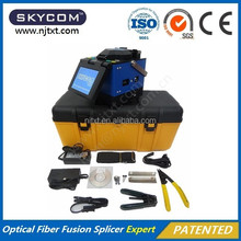 Skycom 107H optical fusion splicer,fusion splicer machine | used fusion splicer fiber optic equipment | optical fiber cable use