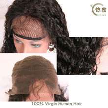 It is very good virgin mongolian hair wig
