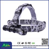 XTAR H3 XM-L2 U3 LED 1000 Lumens 5 Mode Multifunction Night Vision Camping Lightening Rechargeble Forehead High Power Headlamp