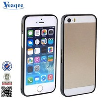 Veaqee fashion bumper metal case for iphone 5