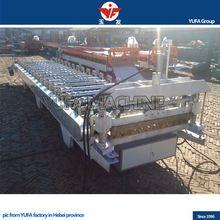 Long span hot sale allstar no beam arch steel sheet forming machine