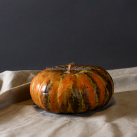 Wholesale Decoration Halloween Artificial Foam Pumpkin