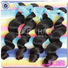 Famous hair vendor grade 7a virgin hair,loose wave malaysian hair extension