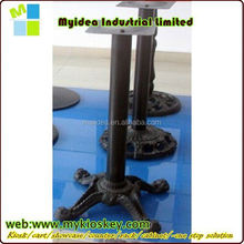 HD076C X-furniture part table legs wrought iron spider top dinning table using New Products buy wholesale direct from china