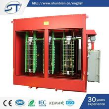 3-Phase Electrical Equipment 2015 New Style Dry Type 300 Kva Transformers