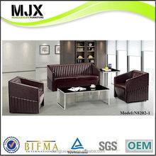 Fashion latest popular sectional leather sofa