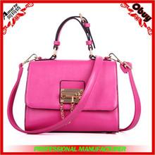 2015 hot selling brands famous bag designer leather handbags