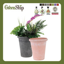 Outdoor Decorative Garden Planter Similar As Pottery