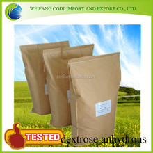 big manufacturer holding company dextrose anhydrous