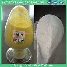 ISO exportation and importation polyaluminium chloride