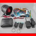 Alarme do carro fabricante ca702-8130 carro sistema de alarme- controle remoto do circuito