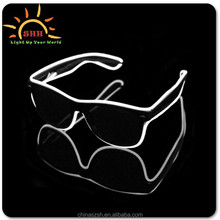 new fashion sunglass with led lights,party/concert/gift supply, high quality for wholesale