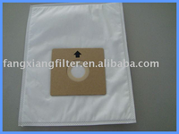industrial/ household SMS Nonwoven reusable/paper vacuum cleaner bag