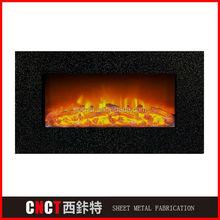 simple elegant decorative home radiator fireplace heater