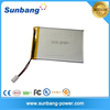 sunB387098 Lithium Polymer rechargeable 3.7V 3000mAh Li ion battery for E-book, GPS, PMP, MID, PowerBank