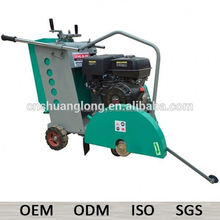 """7"""" gasoline 500mm concrete floor saws with water tank"""