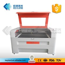 Wuhan Keyland KQG1060 laser engraving machine for guns with graph , text , 2d code engraving