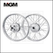 CG125 Alloy motorcycle wheel/cheap motorcycle wheels