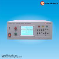 Lisun LS9934 Automatic Safety Test System as digital earth resistance tester according to GB4706.1, IEC/EN60335-1, UL60335