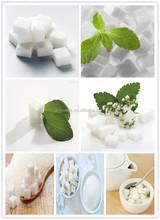 Coffee sweetener stevia cube sugar