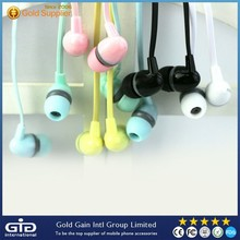 [HF-stereo-121] Wholesale Price Noise Cancelling Stereo in-ear Monitor / Earplug / Earphone