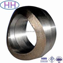 ASTM A105 3000# threadolet