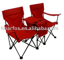 Double-Seat Folding Armchair