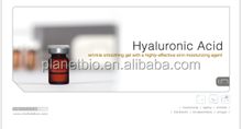 Repairing & Firming Skin Essence SPA Products pure Hyaluronci Acid serum