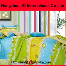 new style fashionable boat printing hot selling european union export design cotton bedding sheet sets