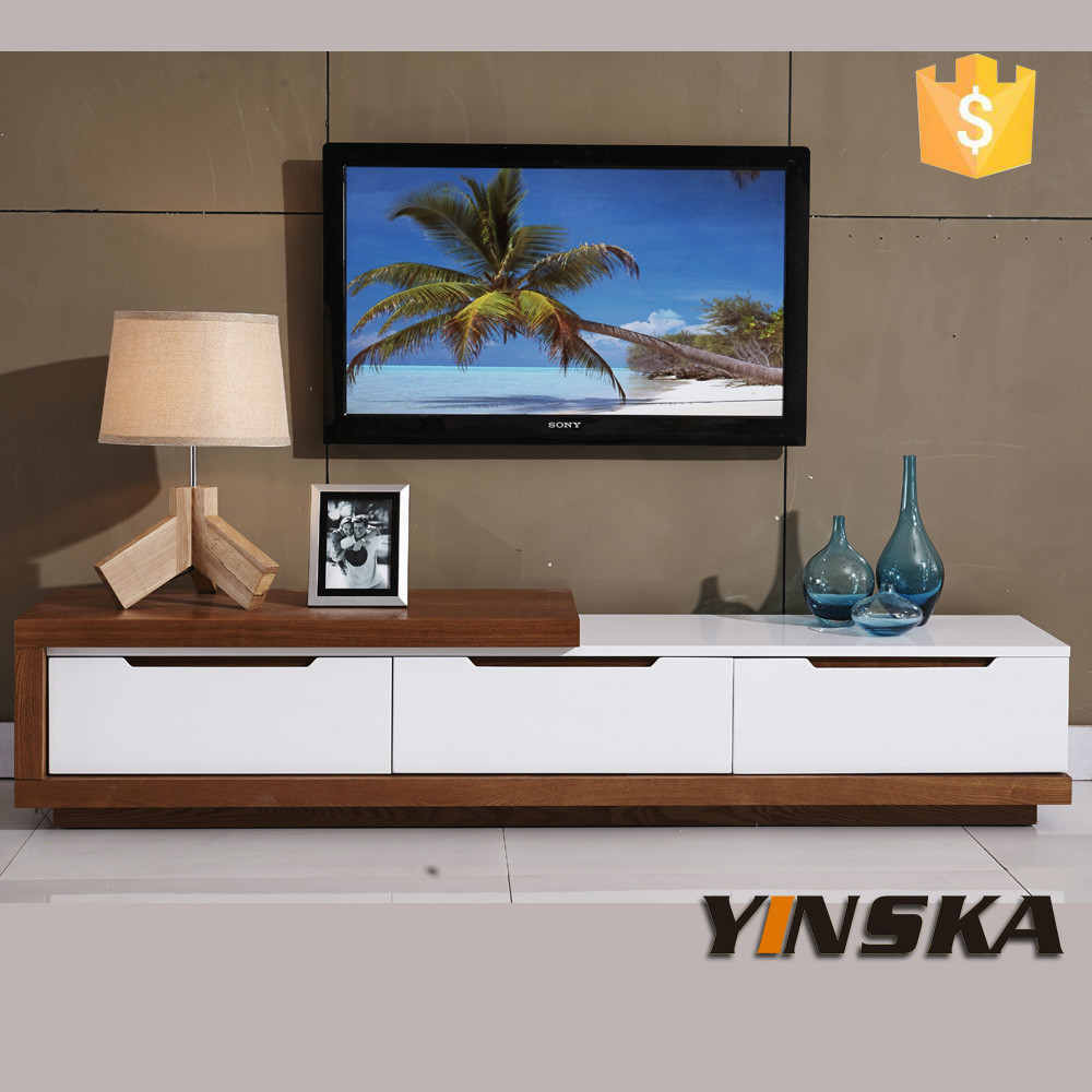 2015 modern extension wooden tv cabinet designs buy 2015 for Table tv design