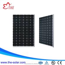 High quality panels solar yingli