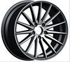 17/18inch car aluminum alloy wheel rim