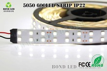 5meter/reel led Strip light ,3 Years warranty ,Double Side ,Popular decoration
