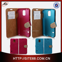 China Supplier Shine Leather cover for mobile phones case cover With Factory Price