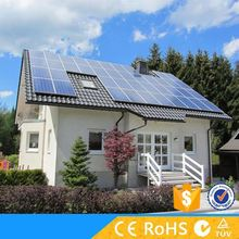 Photovoltaik product CE RoHS approval off grid 3kw solar generator for solar system projects