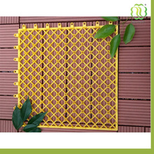 High Quality Interlocking Plastic Base For Wpc Tile With Low Price