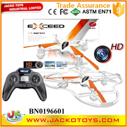 2015 New 2.4G & Drone Quandcopter RC Helicopter With Camera