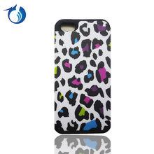 Rainbow Leopard Print Funda para Samsung I9300 Galaxy S3