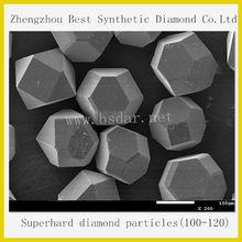 Super hard diamond particles from Zhengzhou BSD
