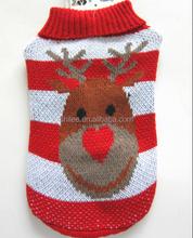 2015 fashional Different logo Pet dog sweater/Dog christmas sweater
