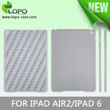 Printable Sublimation hard PC cover case for Ipad Air 2