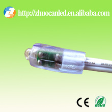 High quality 5V 9mm single color led string light module,9mm single color led pixel