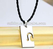 Charming Symbol Titanium Silver women's shoe ornaments silver price Pendant